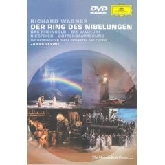 Wagner - Der Ring des Nibelungen: James Levine (Box set 7 DVDs)