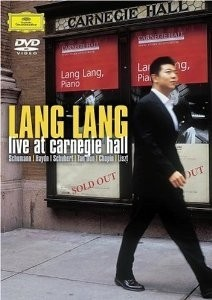 Lang Lang: Live at Carnegie Hall - DVD