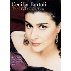 Cecilia Bartoli: The DVD Collection: A Portrait / Live in Italy / La Cenerentola (Boxset - 3 DVDs)