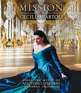 Cecilia Bartoli: Mission (Bluray)