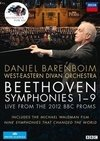 Barenboim - Beethoven Symphonies 1 - 9 - Live from the 2012 BBC - 4 DVD