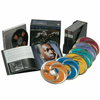 John Coltrane: The Heavyweight Champion - The Complete Atlantic Recordings  (Box set 7 CDs)