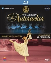 The Nutcracker - Tchaikovsky - Mariinsky Ballet & Orchestra (Bluray)