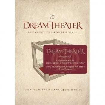 Dream Theater - Breaking The Fourt Wall  (Bluray)