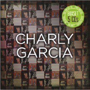 Charly García - Box set - 5 CDs