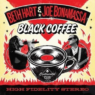 Beth Hart & Joe Bonamassa - Black Coffee - CD