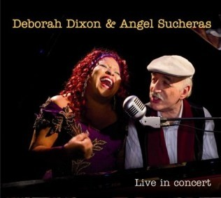Deborah Dixon & Ángel Sucheras - Live in Concert - CD