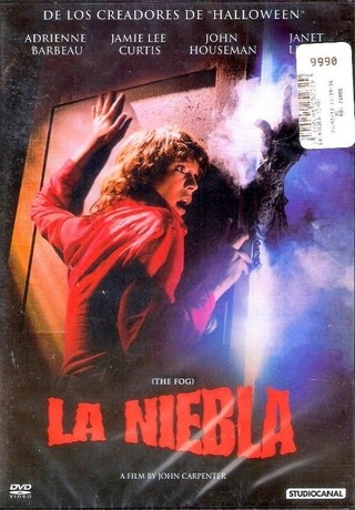 La niebla - John Carpenter / Adrienne Barbeau / Jamie Lee Curtis - DVD