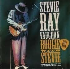 Stevie Ray Vaughan - Boogie With Stevie Live - DVD en internet