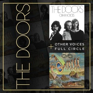 The Doors - Other Voice + Full Circle  ( 2 CDs )
