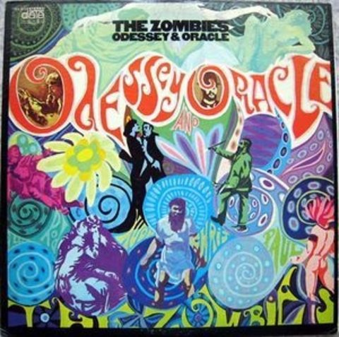 The Zombies - Odessey & Oracle - Vinilo