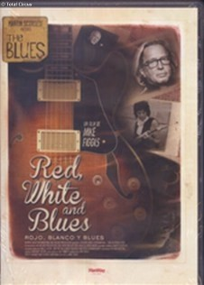 Martin Scorsese - The Blues - Red, White And Blues (Subtitulada) - DVD