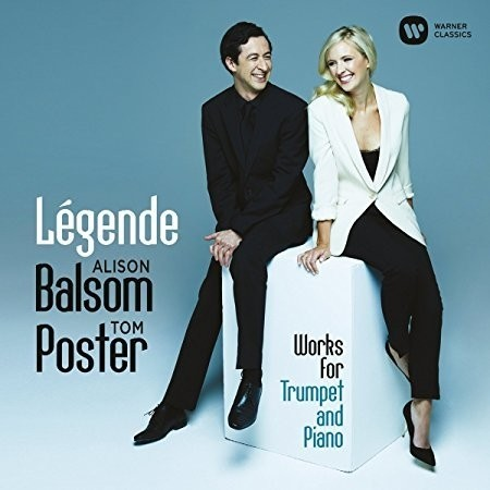 Alice Balsom & Tom Poster Légende - CD