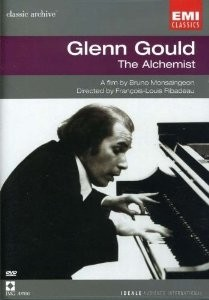Glenn Gould: The Alchemist - A film by Bruno Monsaingeon / Dir. Francois-Louis Ribadeau - DVD