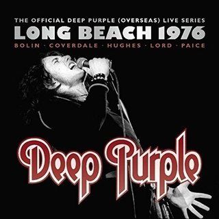 Deep Purple - Long Beach 1976- CD Doble Importado