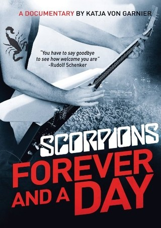 Scorpions - Forever and a day - Un documental de Katja von Garnier - DVD