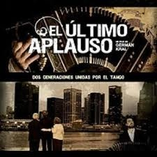 El último aplauso: Life Is A Tango (Soundtrack) - Orquesta Típica Imperial - CD