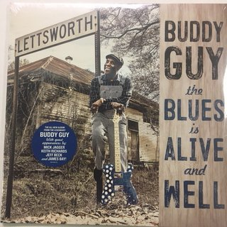 Buddy Guy - The Blues is alive and well- CD Importado