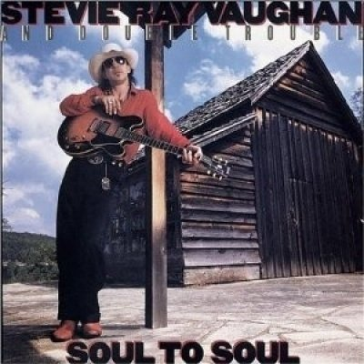 Stevie Ray Vaughan and Double Trouble - Soul to Soul - CD