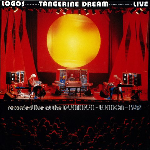 Tangerine Dream - Logos - Live - CD