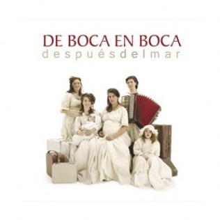 De Boca en Boca - Después del mar - CD