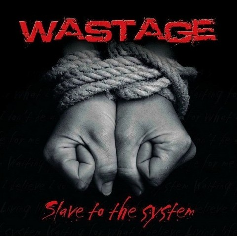 Wastage - Slave to the system - CD