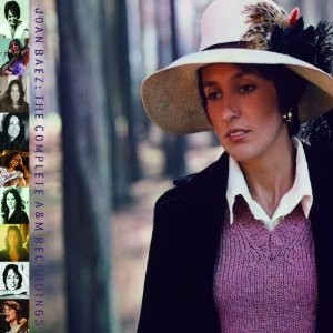 Joan Baez - The Complete A & M Recordings  (Box set 4 CDs)