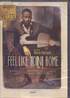 Martin Scorsese - The Blues - Feel Like Going Home (Subtitulada) - DVD