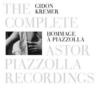 Gidon Kremer - Hommage a Piazzolla - The Complete Astor Piazzolla Recordings ( Box set 7 CDs )