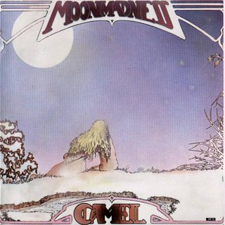 Camel - Moonmadness - CD  (Importado)