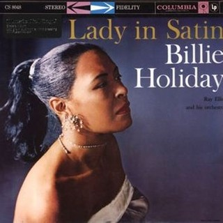 Billie Holiday -  Lady in Satin - Vinilo (180 Gram)