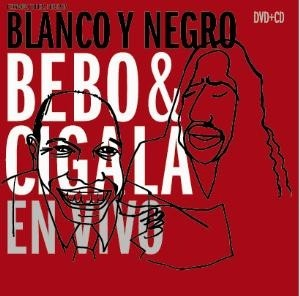 Diego El Cigala & Bebo Valdés - Blanco y Negro - En vivo (DVD+CD)