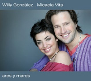Willy González & Micaela Vita: Ares y Mares - CD
