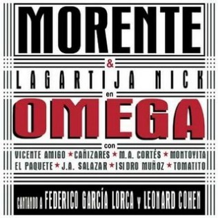 Enrique Morente: Omega - CD