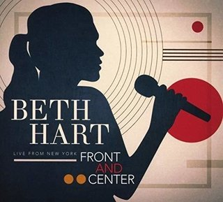 Beth Hart - Front and Center - Live From New York - CD + DVD