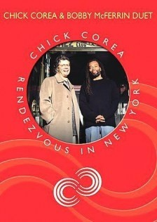 Chick Corea & Bobby Mc Ferrin Duet - Rendezvous in New York - DVD