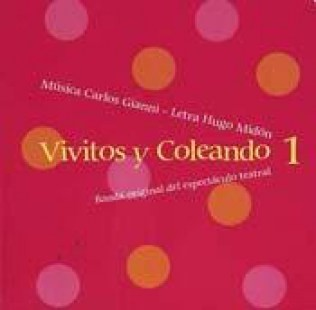 Hugo Midón & Carlos Gianni - Vivitos y coleando Vol. 1 - CD
