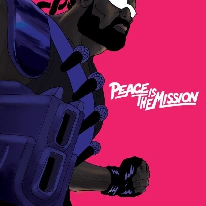 Major Lazer  Peace is The Mission - CD