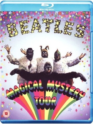 The Beatles - Magical Mystery Tour - Bluray