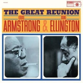 Louis Armstrong & Duke Ellington - The Great Reunion - Vinilo