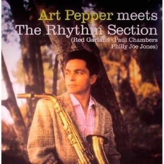 Art Pepper  meet The Rhythm Section - Vinilo