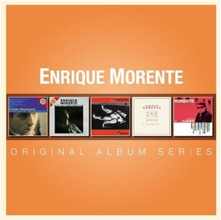 Enrique Morente - Original Álbum Series - Box Set 5 CD