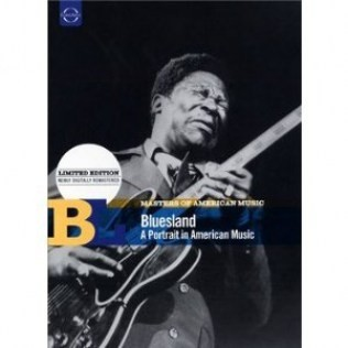 Bluesland - A Portrait in American Music (DVD + CD)