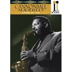 Cannonball Adderley -  Live ´63 - DVD