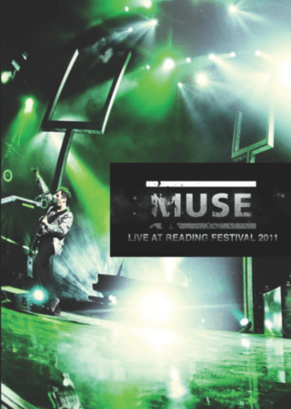 Muse - Live at Reading Festival - DVD