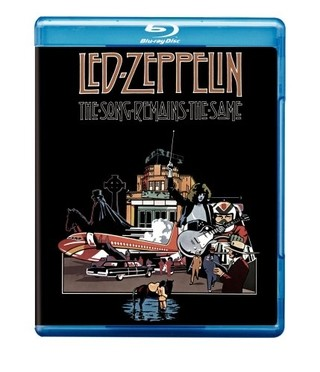 Led Zeppelin - The Song Remains The Same - Bluray