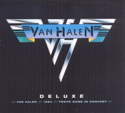 Van Halen - 1984 - Tokio Dome in Concert - Deluxe Edition - Box Set 4 CD