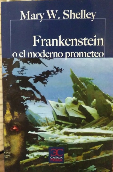 Frankenstein o el moderno prometeo - Mary Shelley - Libro