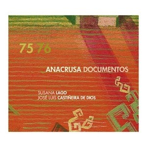 Anacrusa - Documentos - CD