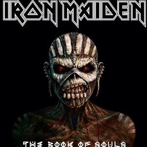 Iron Maiden - The Book of Souls - CD